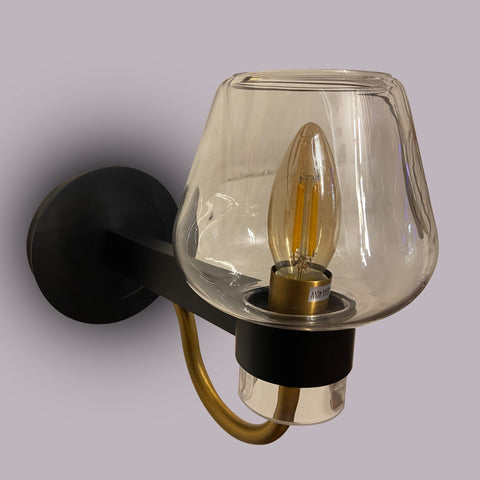 Glass Bowl Wall Light Bangalore