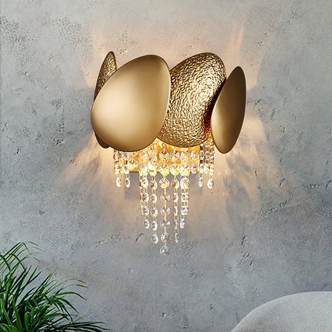Gold Beauty Wall Light Bangalore