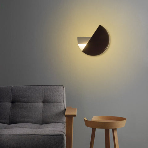 Half Moon Wall Light Shop