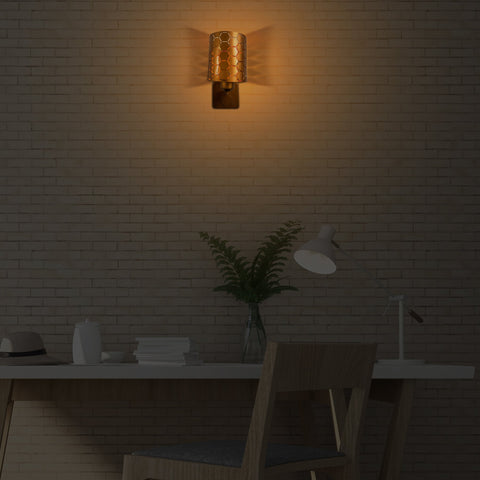 Hexagon Single Wall Light Store