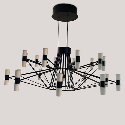 Ironwire LED Chandelier India