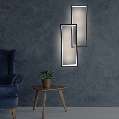 Isogonal Led Wall Light Bangalore