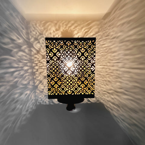Laser Cut Single Wall Light Bangalore