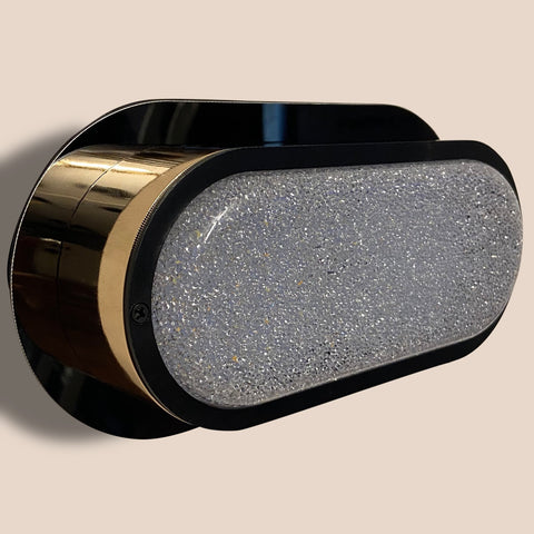 Mystic Glass LED Wall Light Bangalore