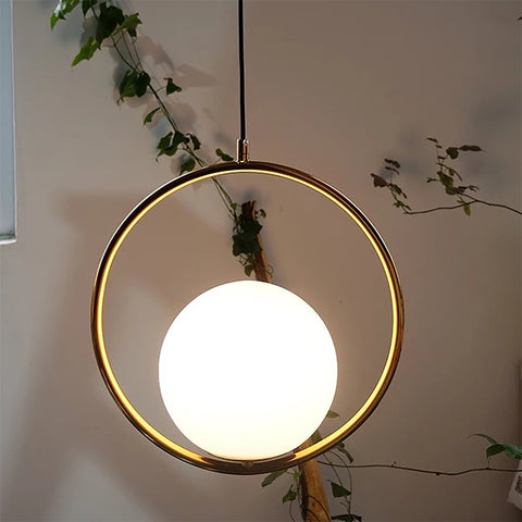 Nordic Globe Pendant Light Bangalore