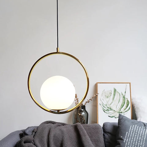 Nordic Globe Pendant Light India