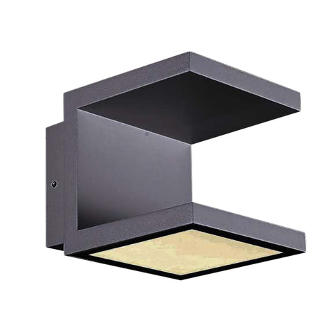 Olive LED Outdoor Wall Light India