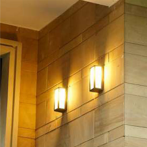 R-Bright LED Outdoor Wall Light India