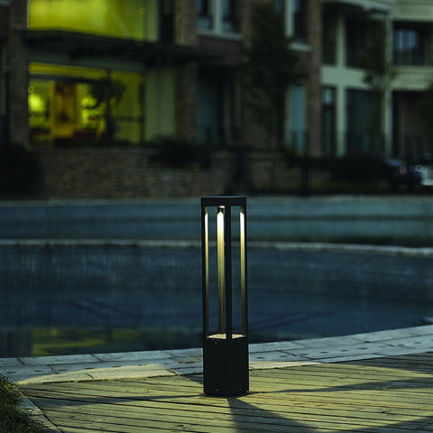 Rise LED Outdoor Bollard Light Bangalore