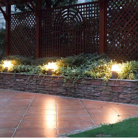 Roundo LED Outdoor Bollard & Gate Light India