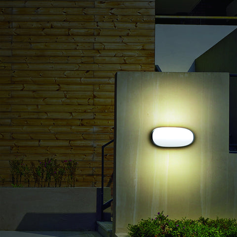 Shapes LED Outdoor Wall Light India