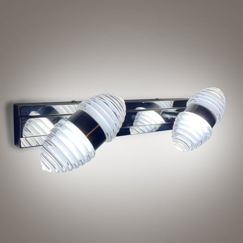 Silver Lining LED Double Mirror Light India