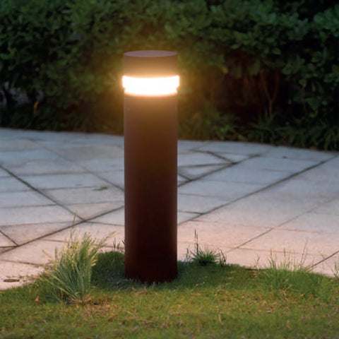 Tall Coin LED Outdoor Bollard Light India