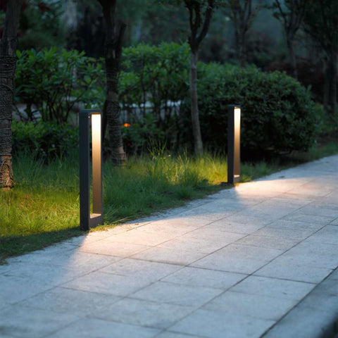Tall LED Outdoor Bollard Light India