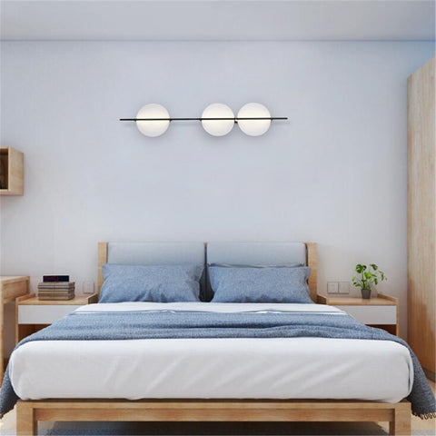 Triple Disc LED Wall Lamp Bangalore