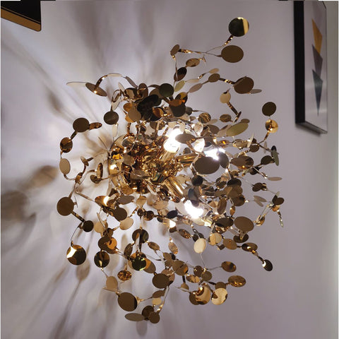 Twisted Modern Wall Light Bangalore