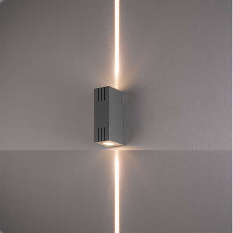 Up Down Line Outdoor Wall Light Bangalore