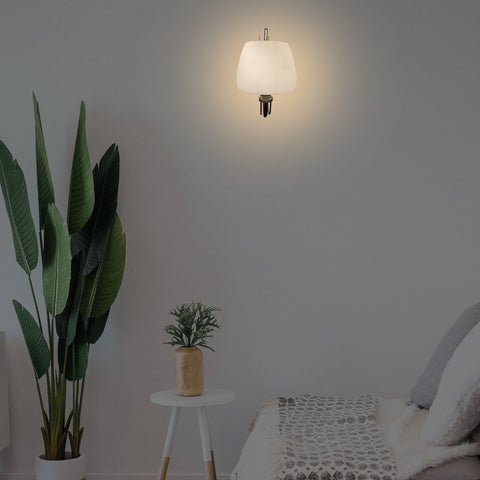 Uplighter Wall Light