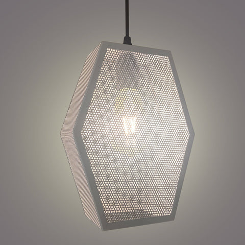 White Crown Pendant Light Bangalore