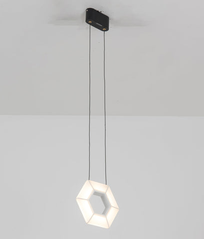 White Square hanging light bangalore