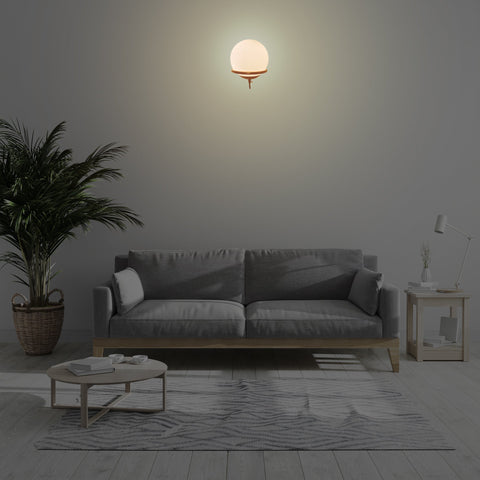 Zen Globe Wall Light India