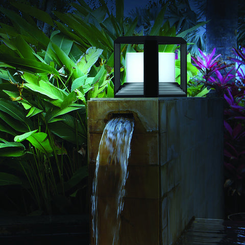 Zeus LED Outdoor Bollard & Gate Light Bangalore
