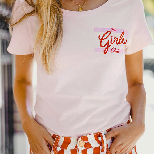 The girls club t-shirt Forever Friday
