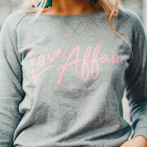 LOVE AFFAIR SWEATER