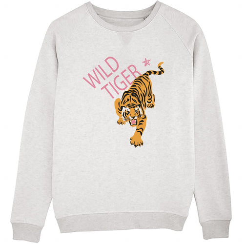 Forever Friday Wild Tiger Sweater