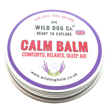 Calm Balm for dogs