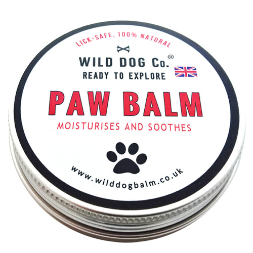 dog paw balm UK for dogs