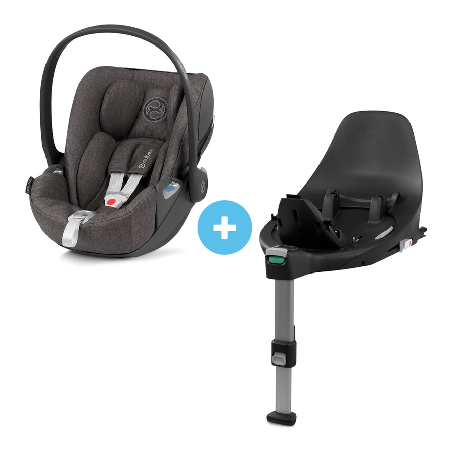 Silla-Nido-Cloud-Z-Plus-Cybex-Mini-Nuts