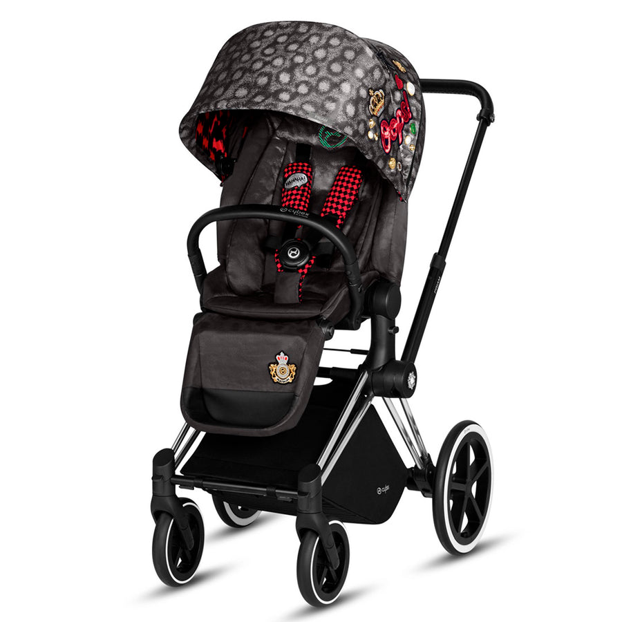 Travel System Cybex Rebellious Chile Mini Nuts MiniNuts
