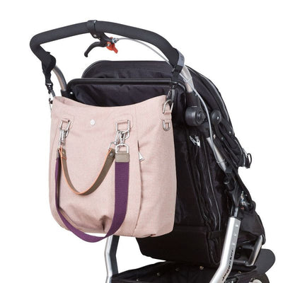 Bolso Maternal Pañalero Mix 'n Match Lassig Mini Nuts MiniNuts