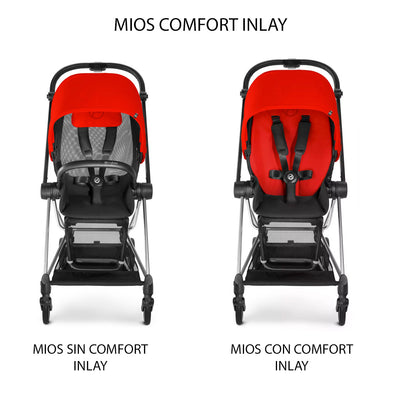 Mios Comfort Inlay
