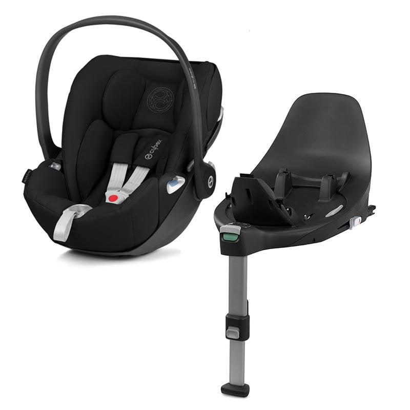 Travel System Priam RoseGold + Cloud Z + Base Z Cybex - Cybex-MiniNuts