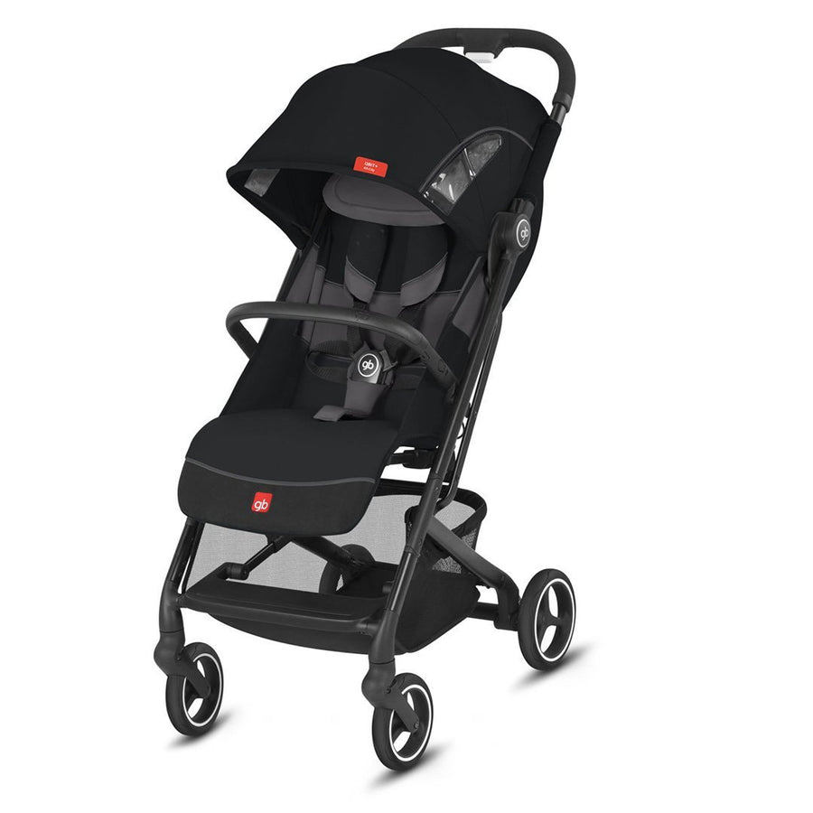 Travel System Qbit+ Plus All City + Aton 5 + Base (GB / Cybex) - GB-MiniNuts