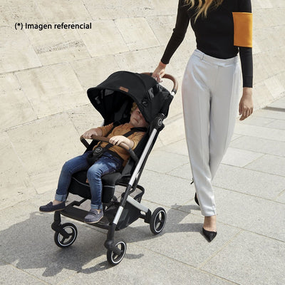 Travel System Qbit+ Plus Fashion All City + Aton 5 + Base (GB / Cybex) - GB-MiniNuts
