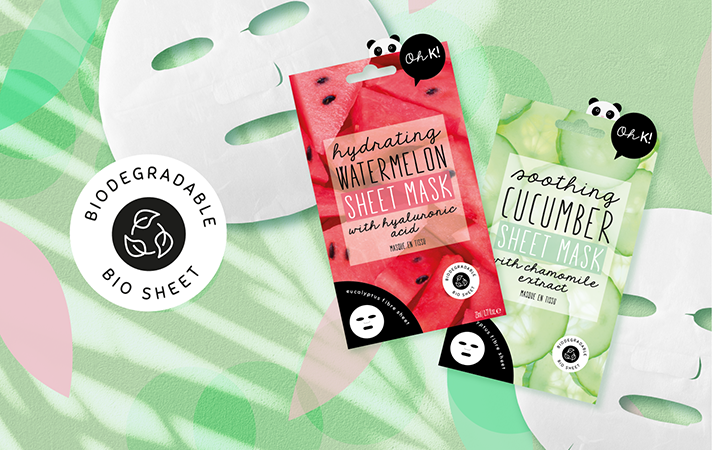 Everything You Need To Know About Biodegradable Sheet Masks