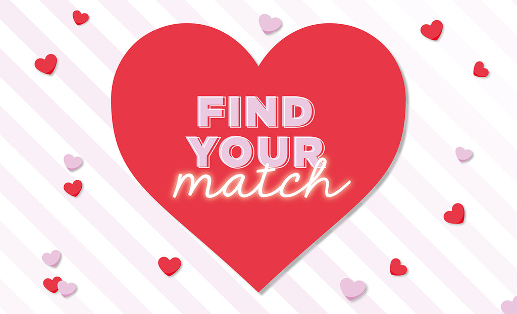 Find Your Match - Take the skin type quiz