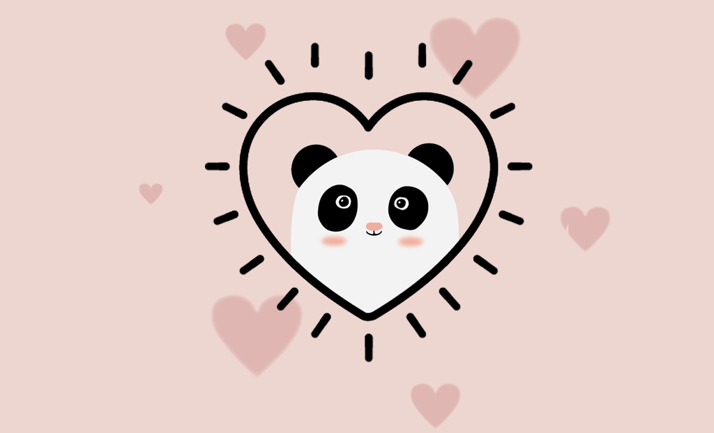 Happy World Panda Day with Oh K!