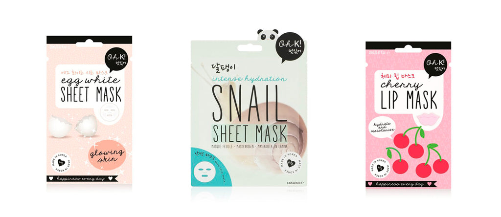 shop sheet masks