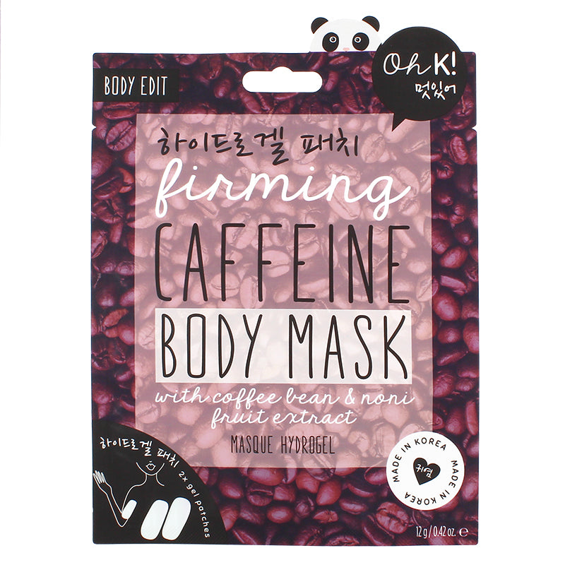 Oh K! Firming Caffiene Body Mask