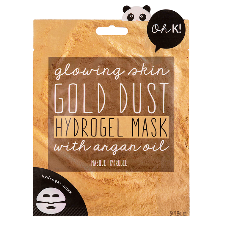 Oh K! Gold Dust Hydrogel