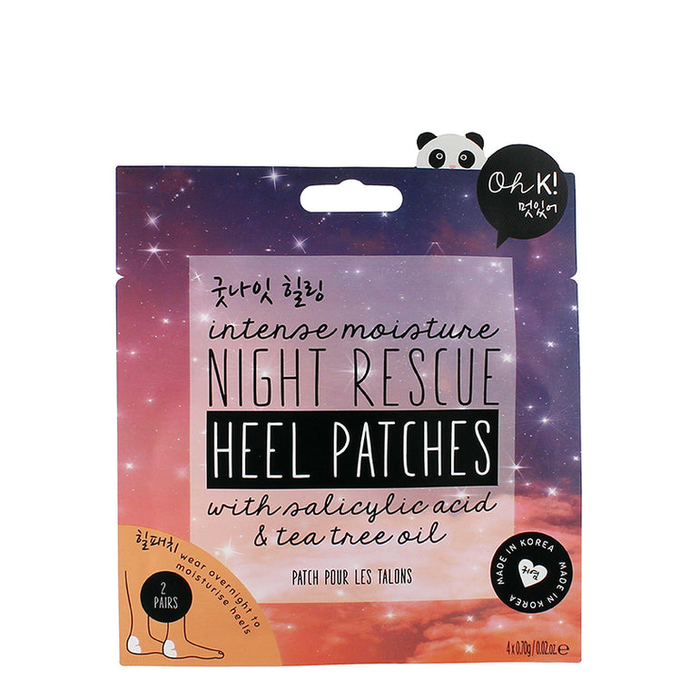 Oh K! Night Rescue Heel Patches