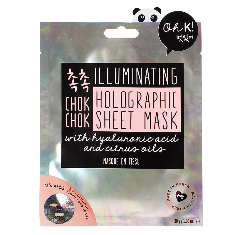 Oh K! Chok Chok Holographic Sheet Mask