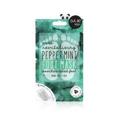 Oh K! Revitalizing Peppermint Foot Mask