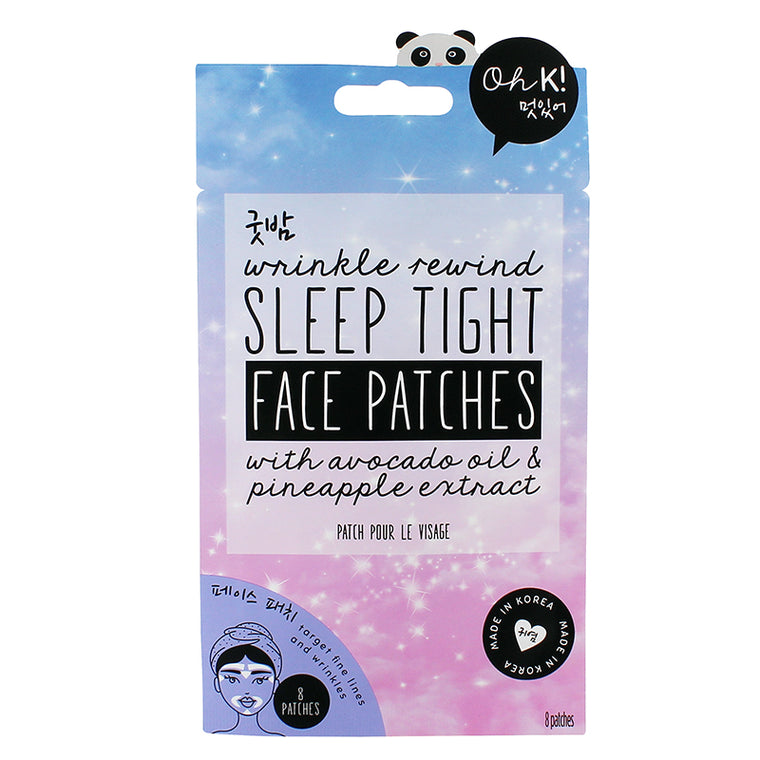Oh K! Sleep Tight Face Patches