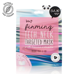 Oh K! Firming Tech Neck Sheet Mask - Oh K! Life