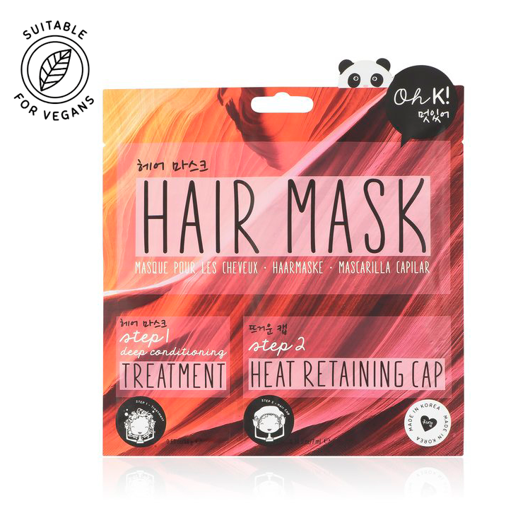 Oh K! 2-Step Hair Mask